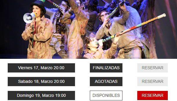 Unbeatable premiere night in Spanish